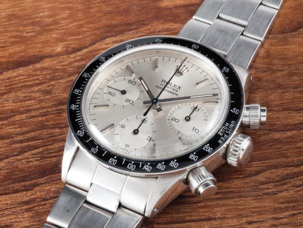 "Rolex Oyster Cosmograph ""Albino"" 6263 at Phillips Geneva One Auction 2015"