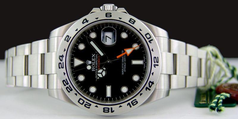 Rolex Explorer 2 History
