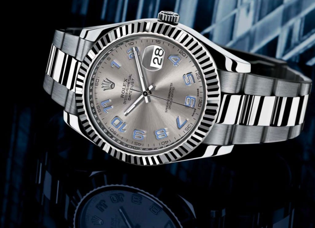 rolex oyster perpetual datejust 2
