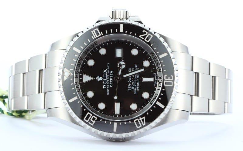 Rolex Sea Dweller Deepsea 116660