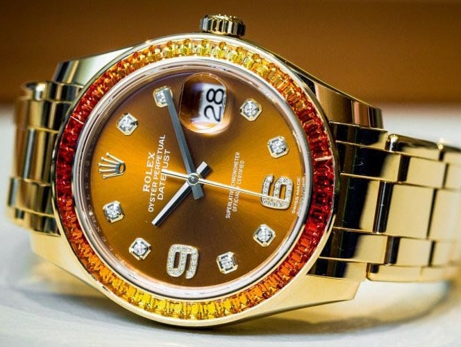 Rolex Datejust Pearlmaster 39