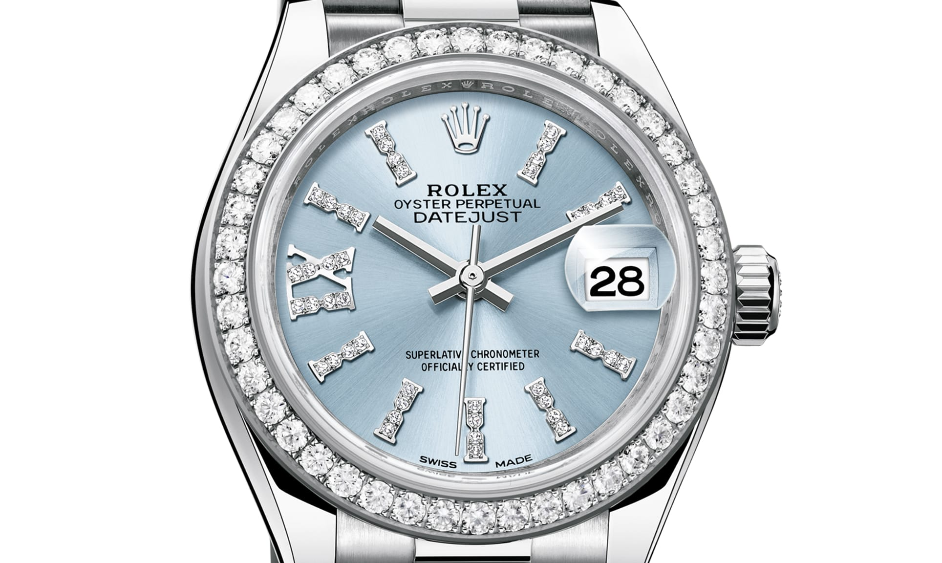 Rolex Unveiled New Lady S Oyster Perpetual Lady Datejust 28