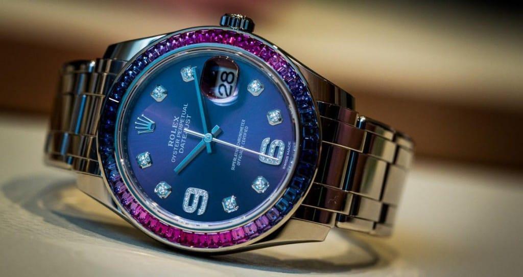 Rolex Datejust Pearlmaster 39