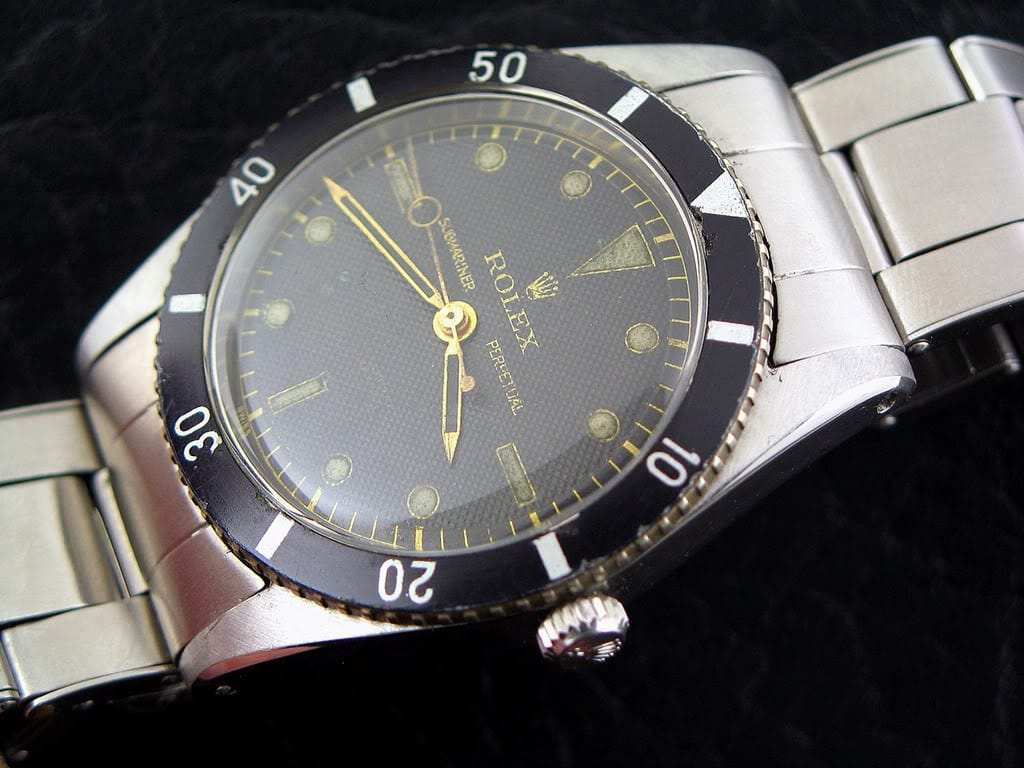 rolex reference 6204