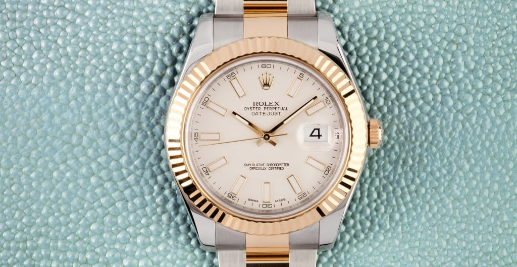 Datejust II Rolex Watches