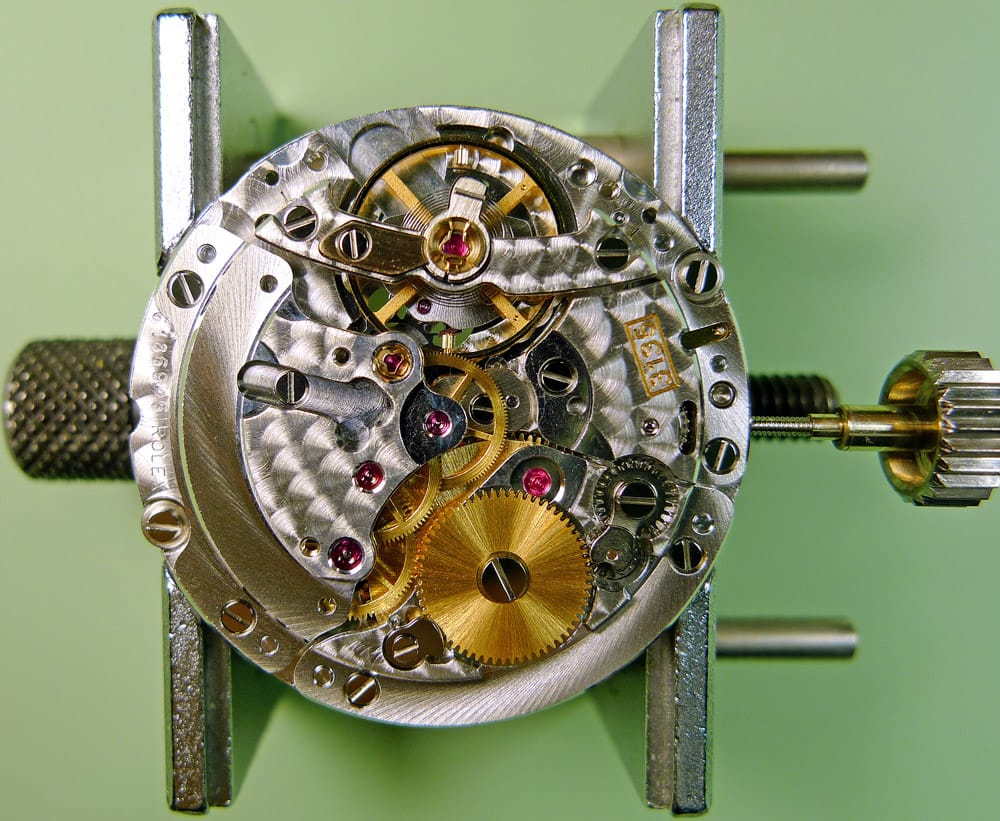 Movement Rolex Watch Caliber 3135