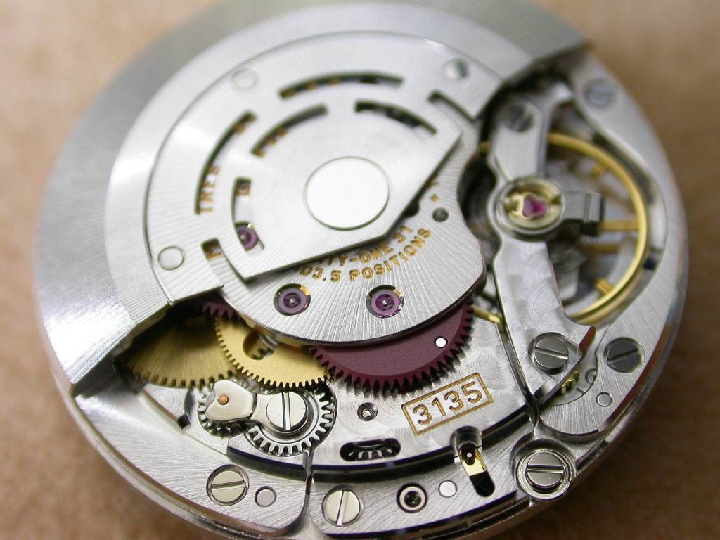 Rolex 3135 Movement