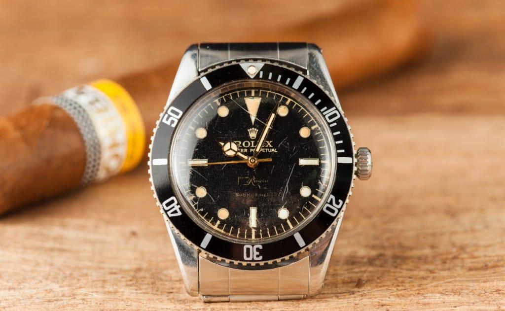 Rolex 6536 Submariner Watch