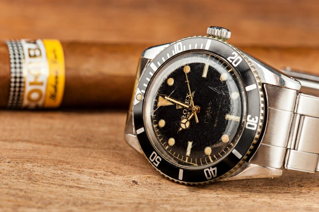 Rolex Submariner 6536 Joyeria Riviera