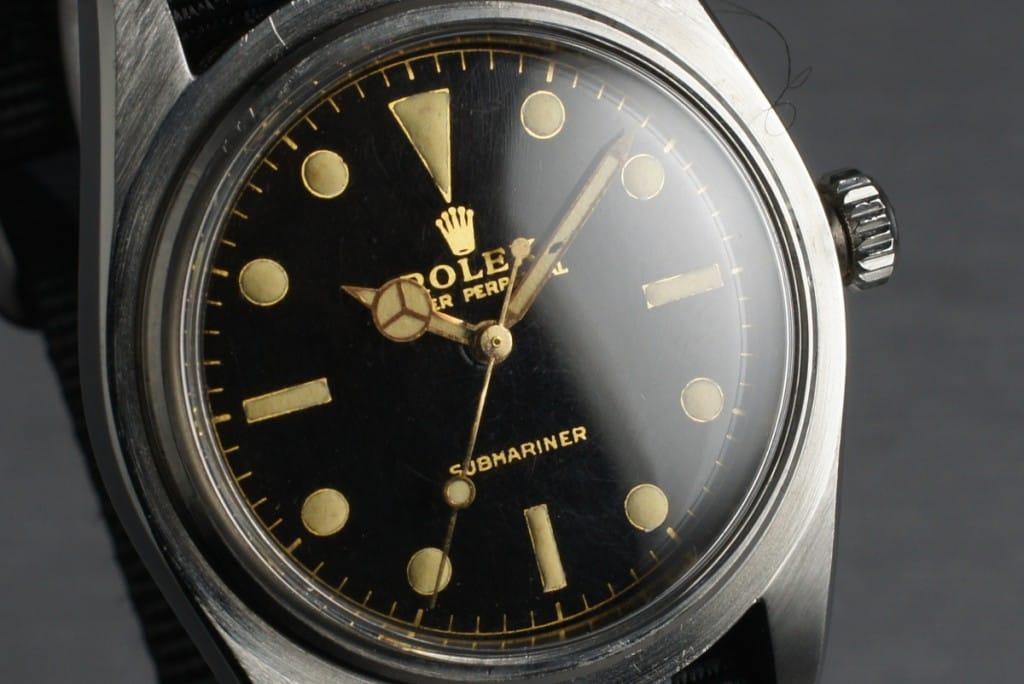 Rolex Vintage Submariner 6205