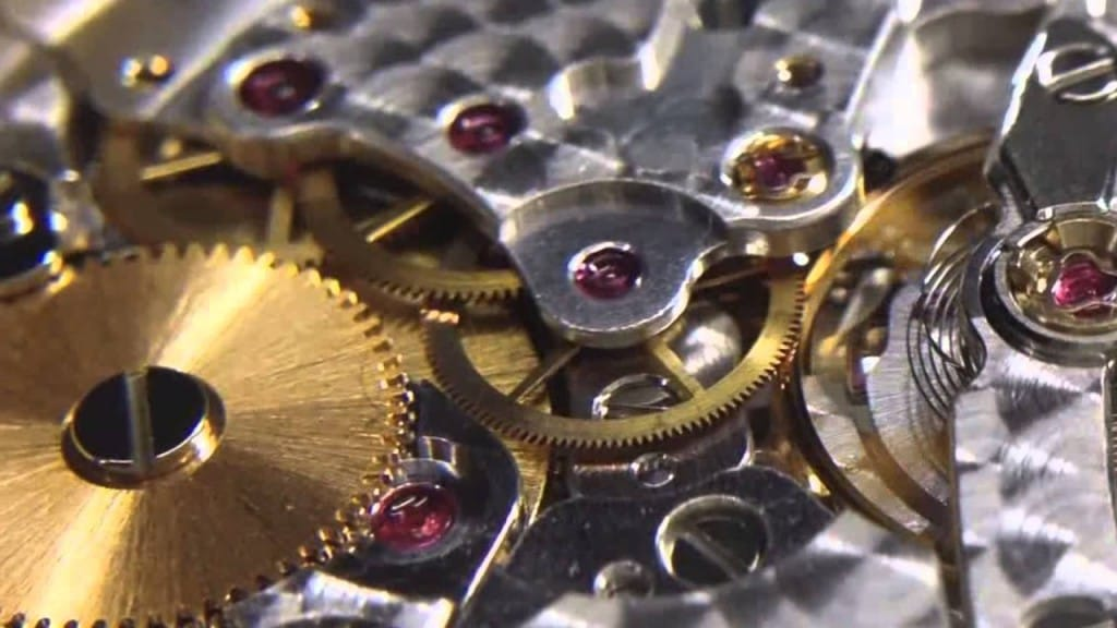 Rolex Watches Caliber 3135 Movement