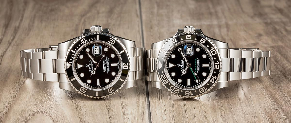f03cf41f5f9 The Submariner and GMT-Master II Comparison  The Results are Shocking
