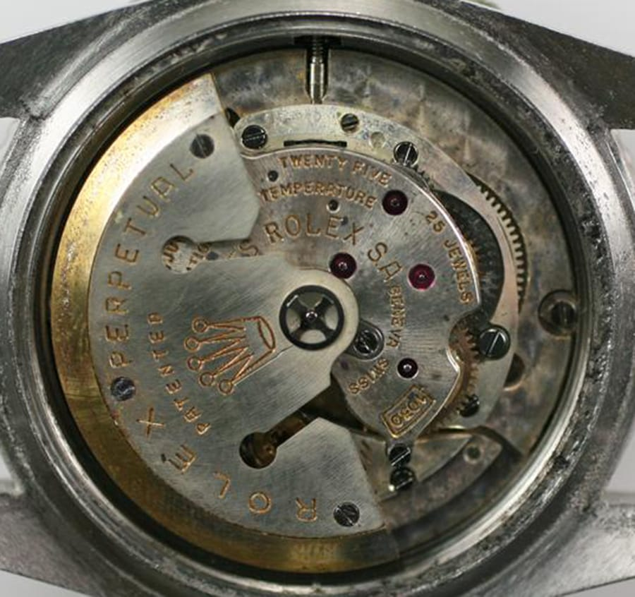 Rolex 6542 Movement Vintage Watches