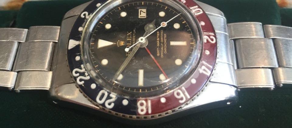 rolex gmt 6542 vintage