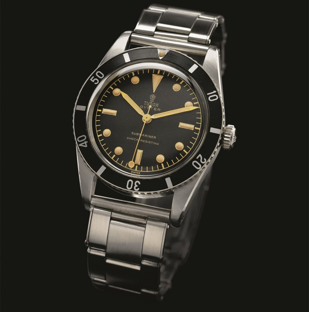 Tudor Submariner 7923 (1955)