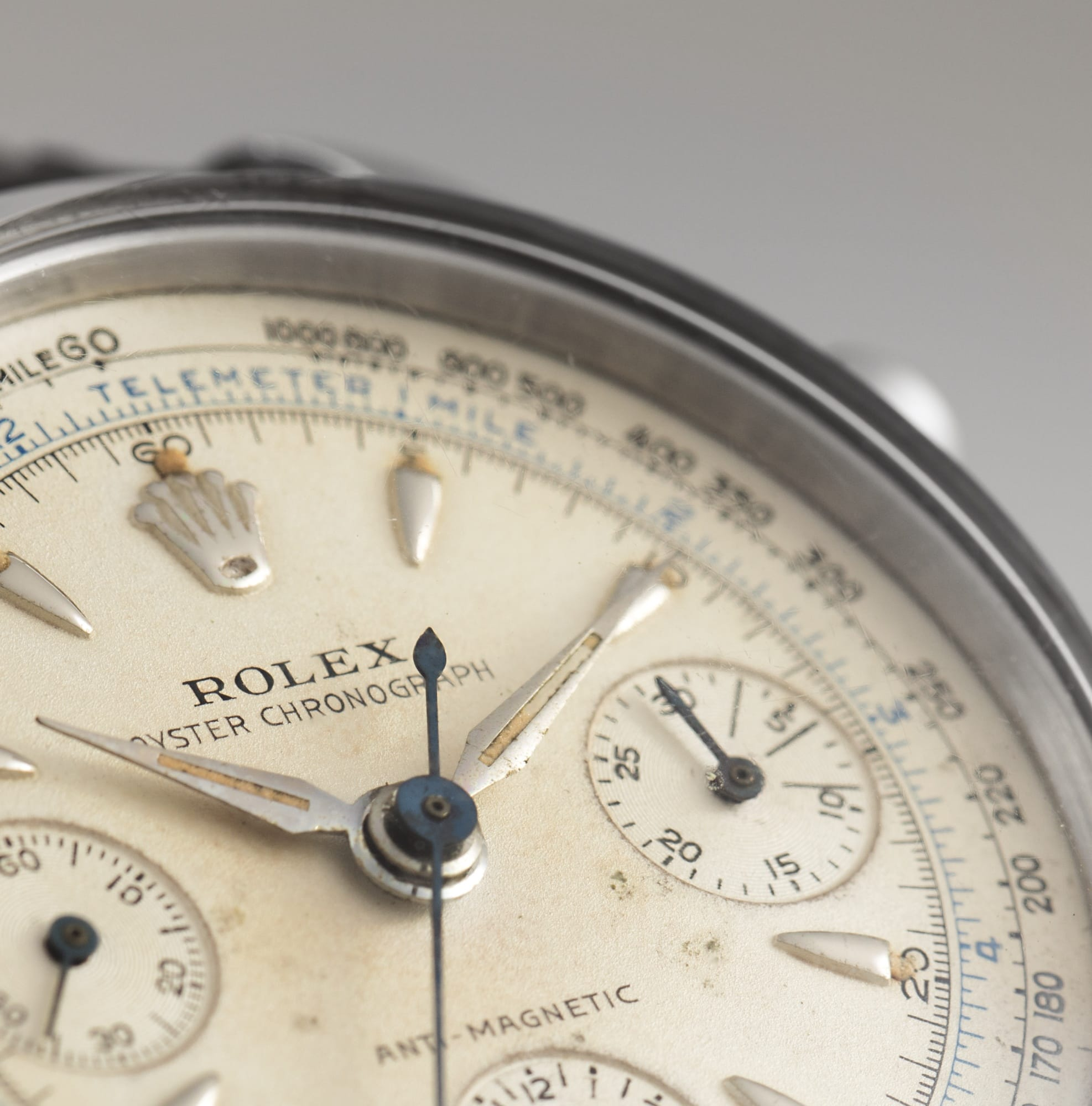 The Rolex Cosmograph History has many changes.