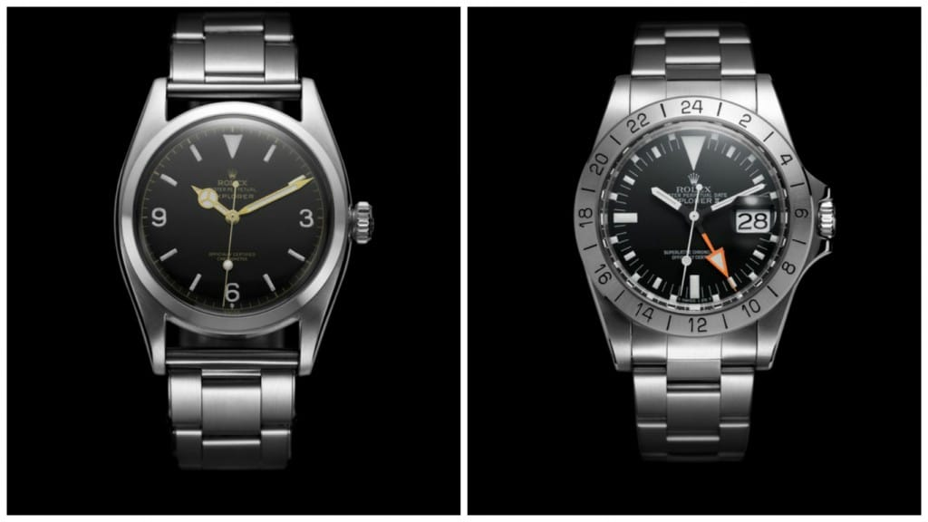 New Rolex Explorer II