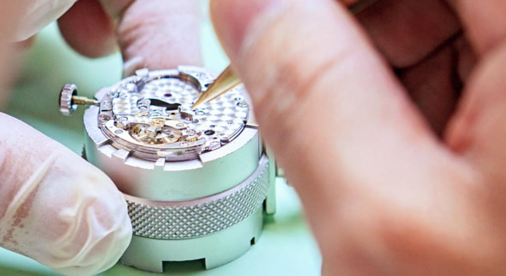Cleaning Rolex Watches - Bob's Watches