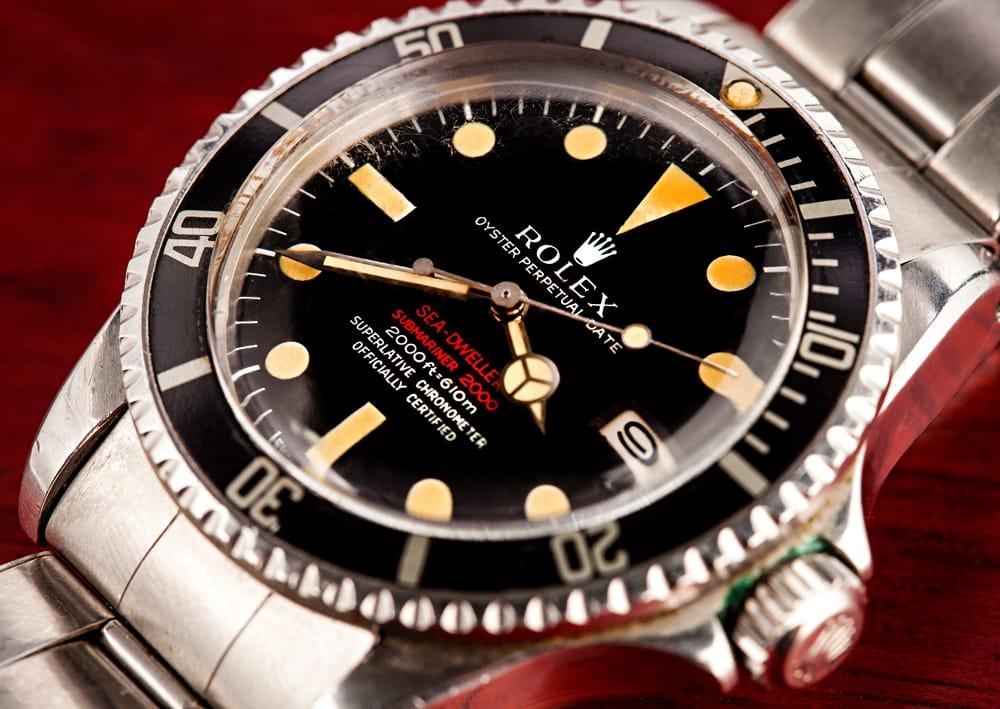 Sea-Dweller ref. 126600