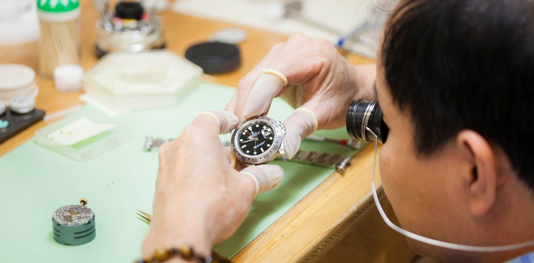 Serving Rolex Watches is necessary to keep your timepiece in great condition.