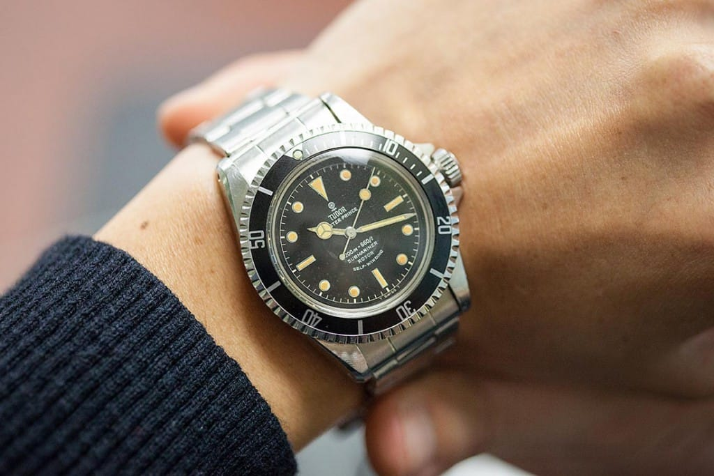 Tudor Submariner Reference 7928