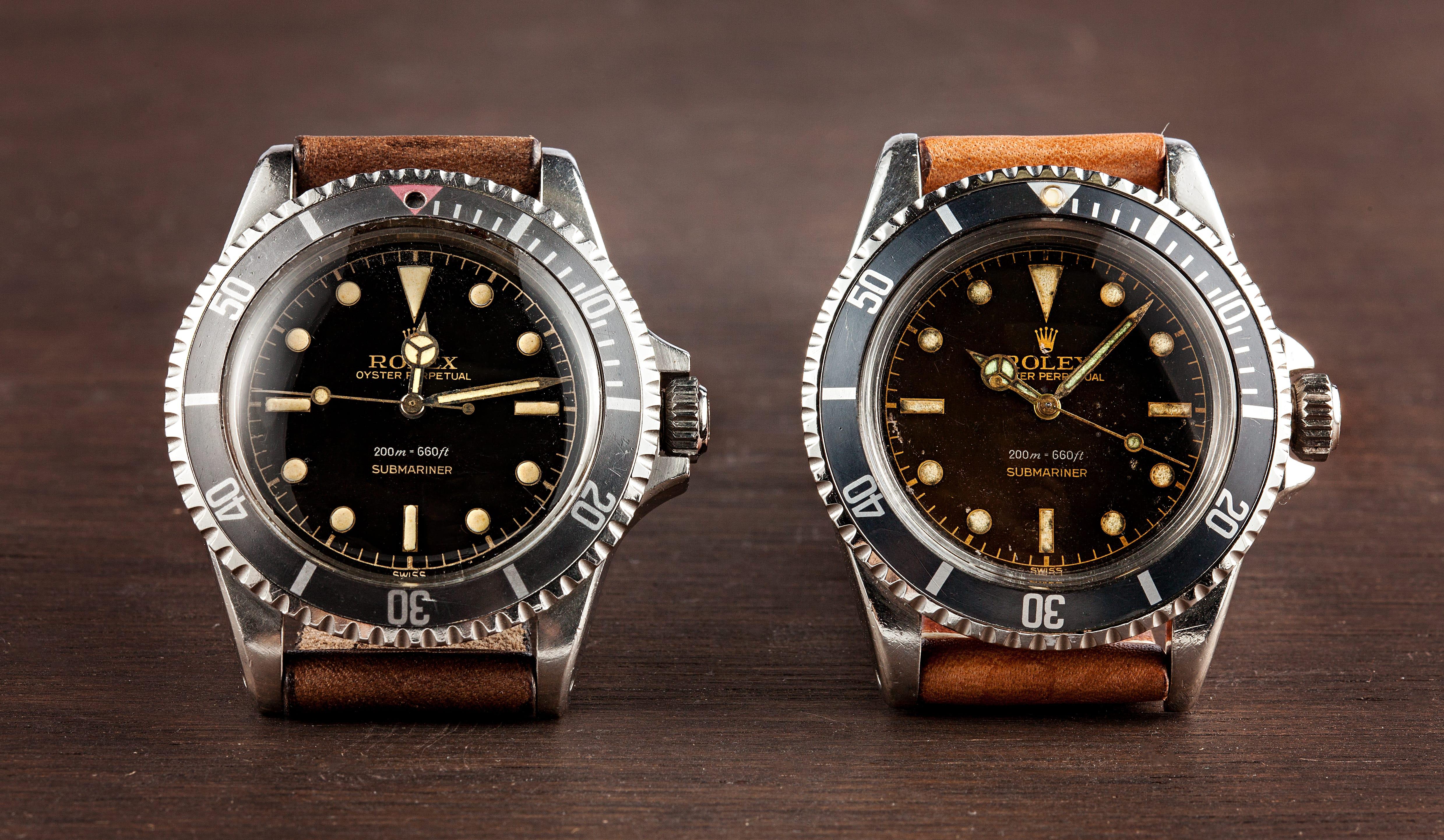 Honest Watch Vintage Rolex Submariner