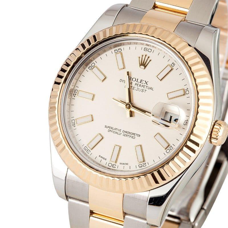Classic Rolex datejust