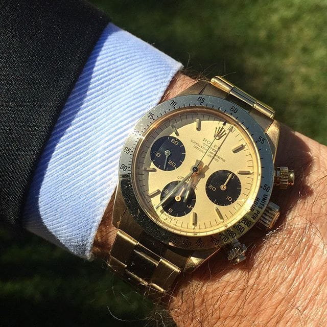 Rolex Wristgame