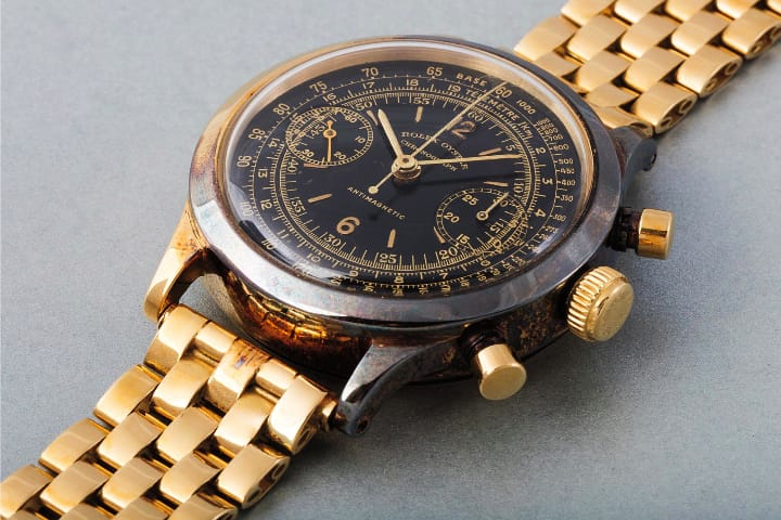 Rolex Oyster Chronograph Antimagnetic 3525