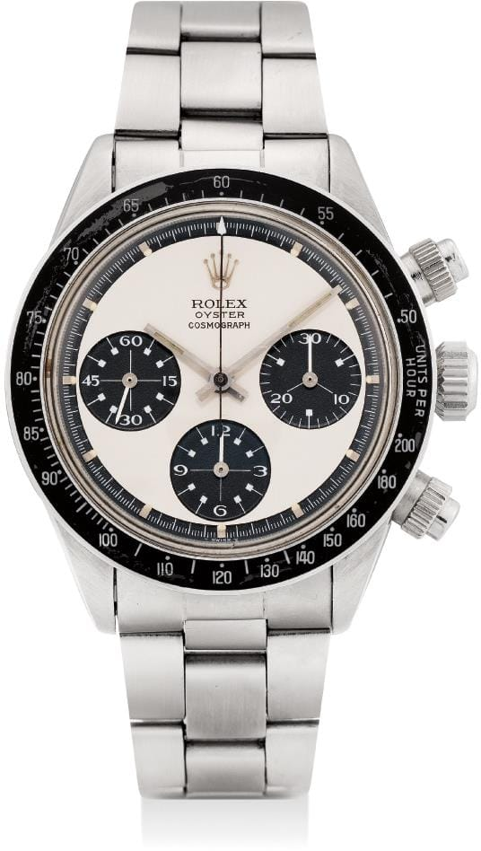 Paul Newman Daytona - Bob's Watches