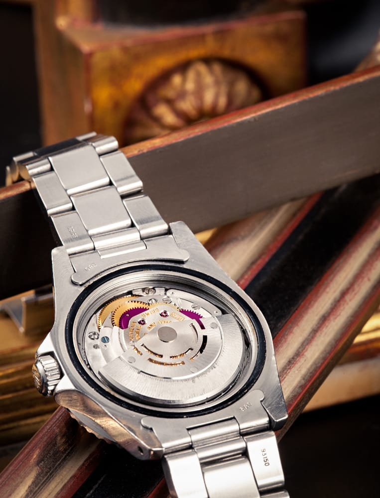 The mechanics behind these beautiful timepieces are enough to entrance anyone that collect watches