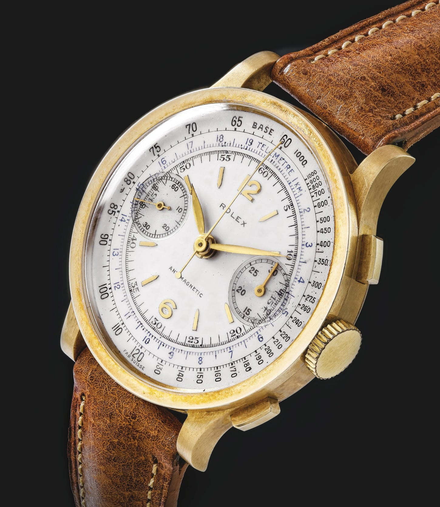 Rolex 2508 Chronograph (Image courtesy of sothebys.com)