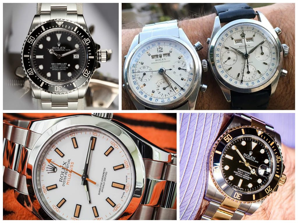 instagram rolex watches