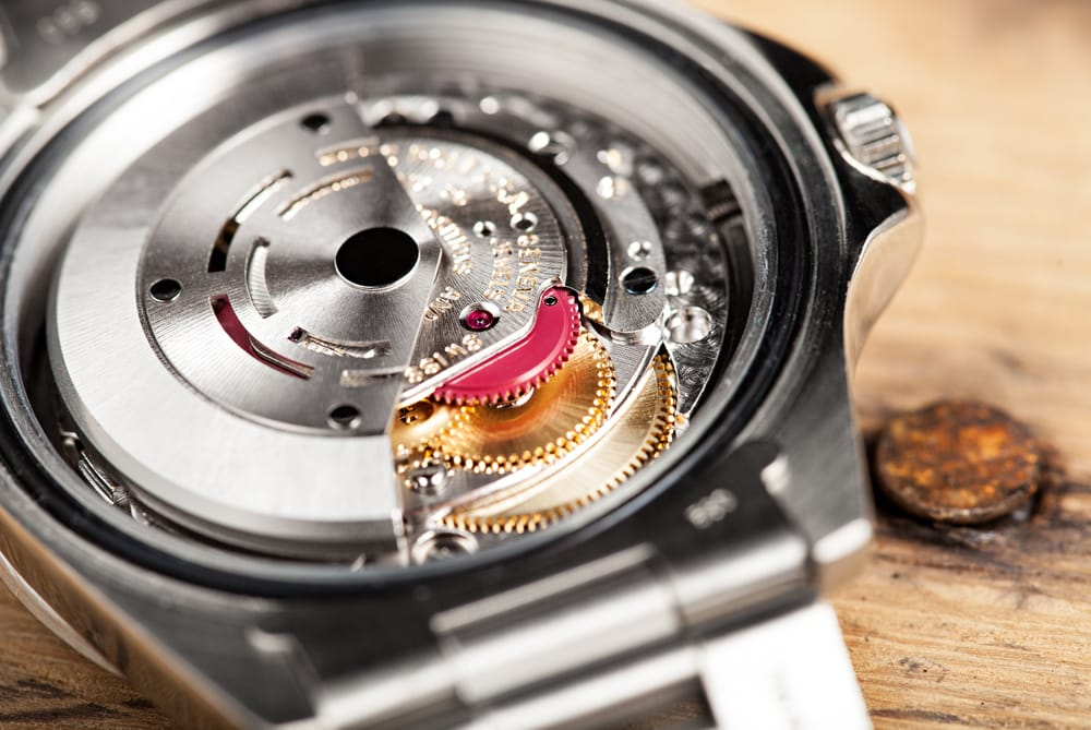 Rolex Explorer II 1655 movement