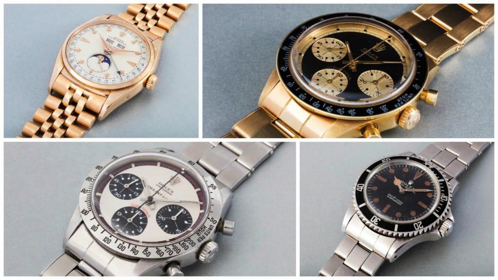 phillips auction rolex watches Phillips 2015
