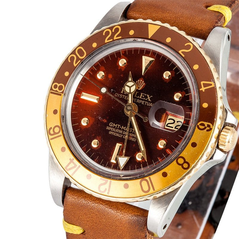GMT-Master 1675 Root Beer