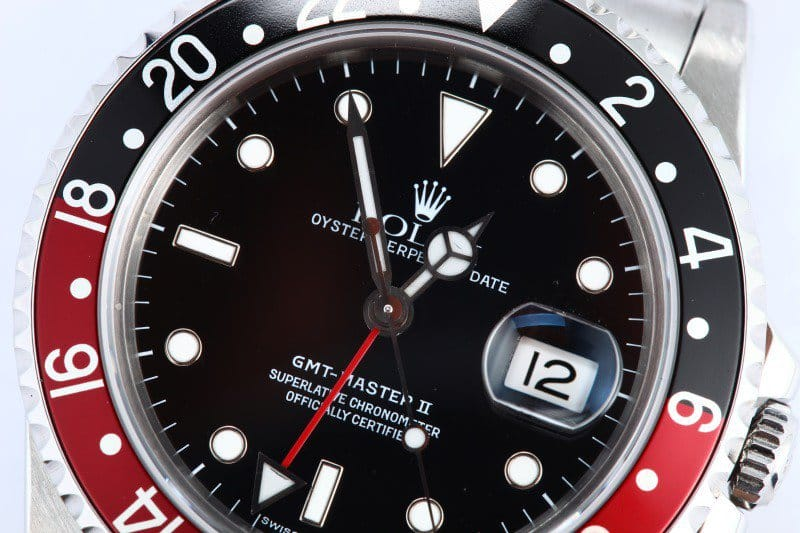 "GMT-Master II 16710 ""Coke"""