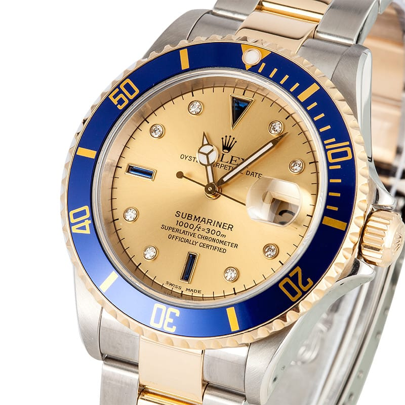 rolex reference 16613
