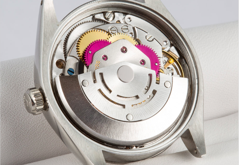 Rolex Air-King 5500 Movement