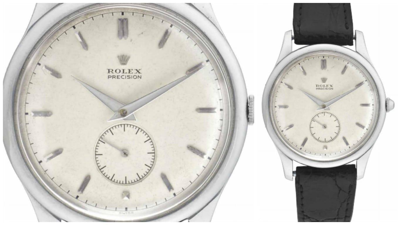 Lot 31 Rolex Precision 4157