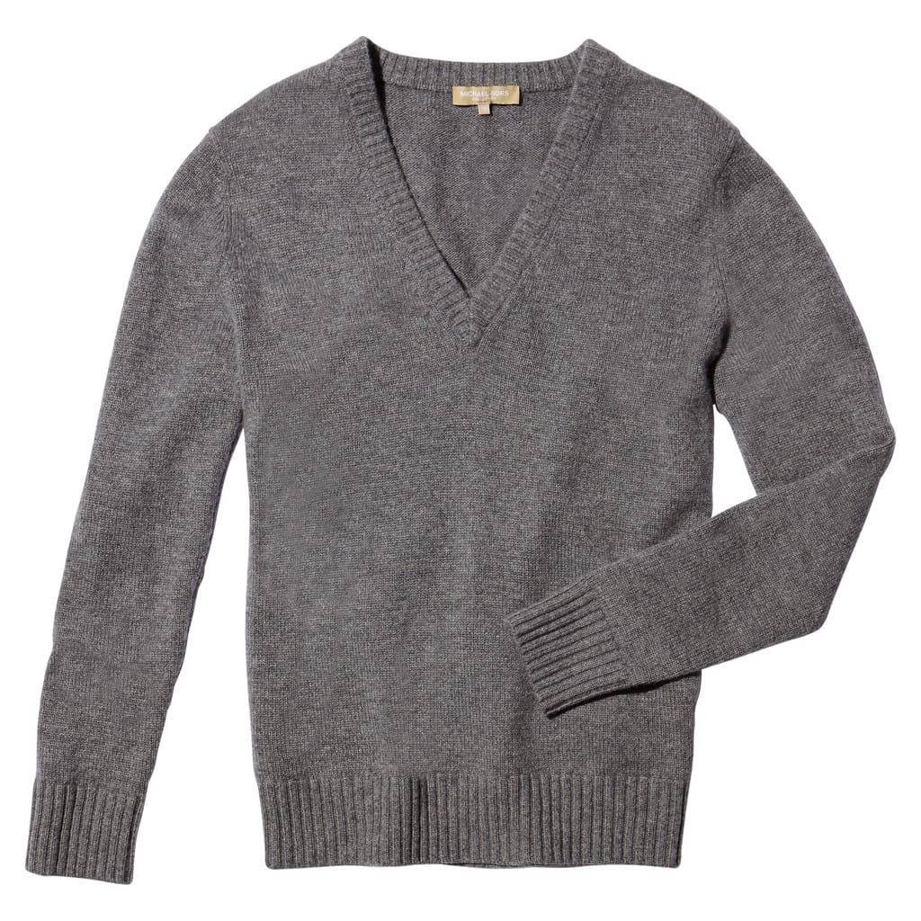 Michael Kors Cashmere Sweater (Image courtesy of Goop)