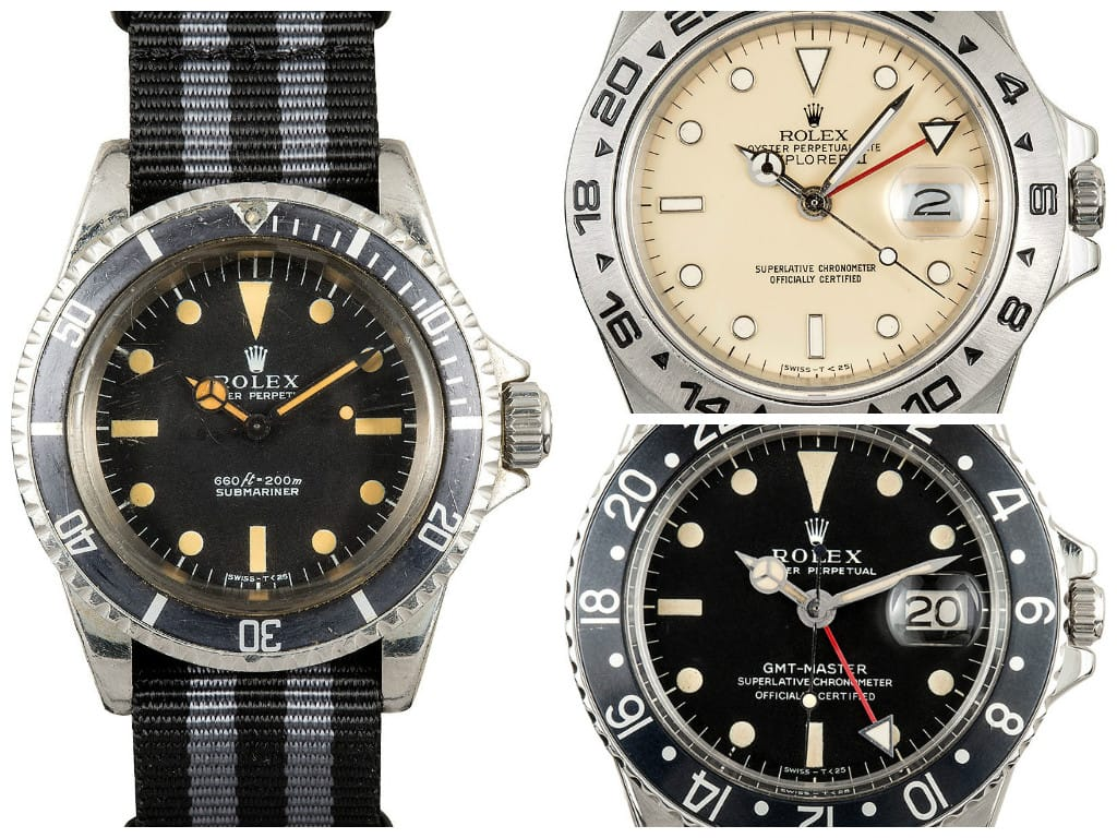3 vintage sports watches to keep on the wrist bobs watches