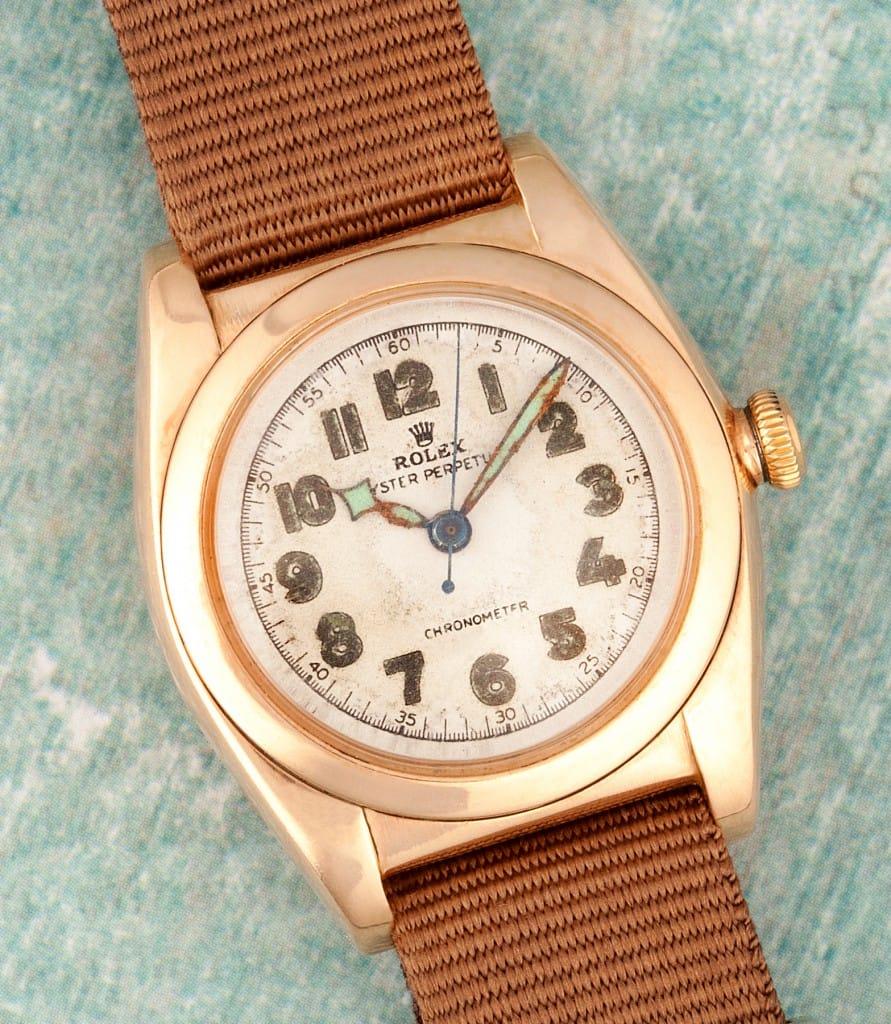 Rolex Vintage Bubbleback 3131 Reference