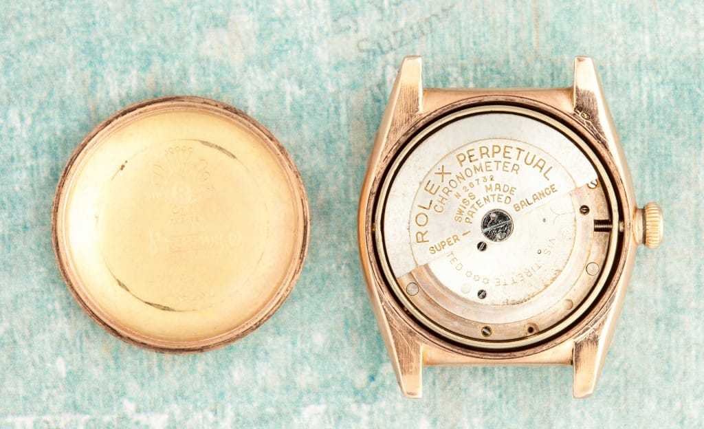 Rolex 3131