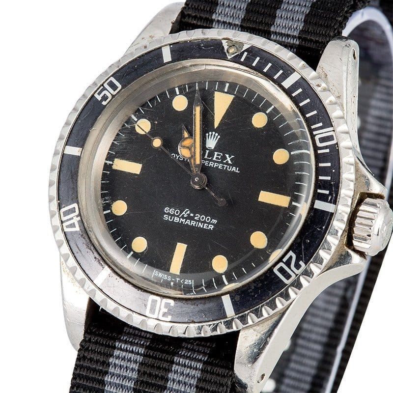 Rolex Submmariner 5513