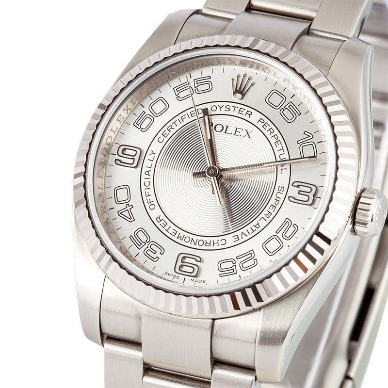 Rolex Oyster Perpetual Concentric 116034