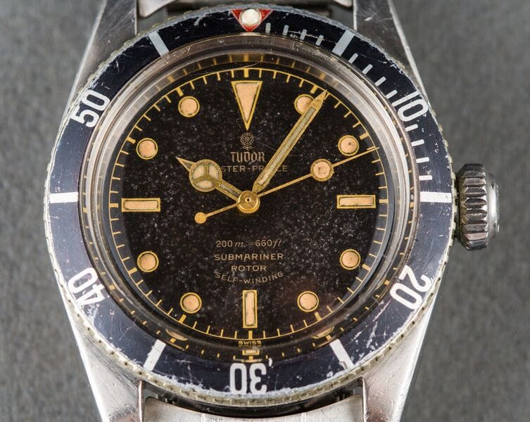Tudor Submariner Reference 7924