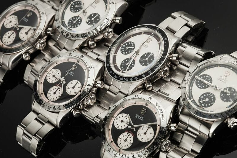 Vintage Rolex Daytona watch
