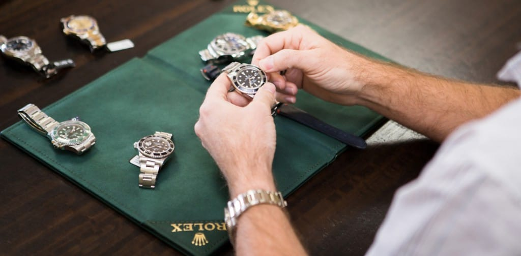 Collection of Rolex Wristwatches