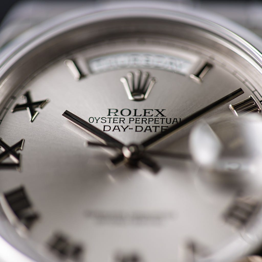 Rolex President 18206